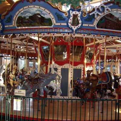 Great Northern Carousel, Helena, MT