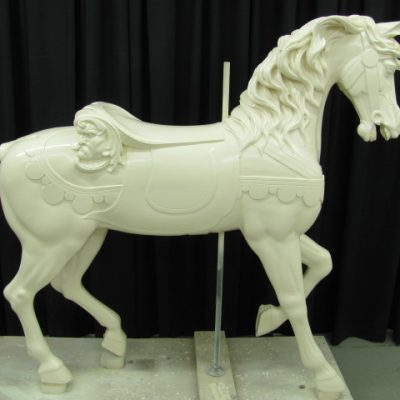 Howard Horse - Base Coat