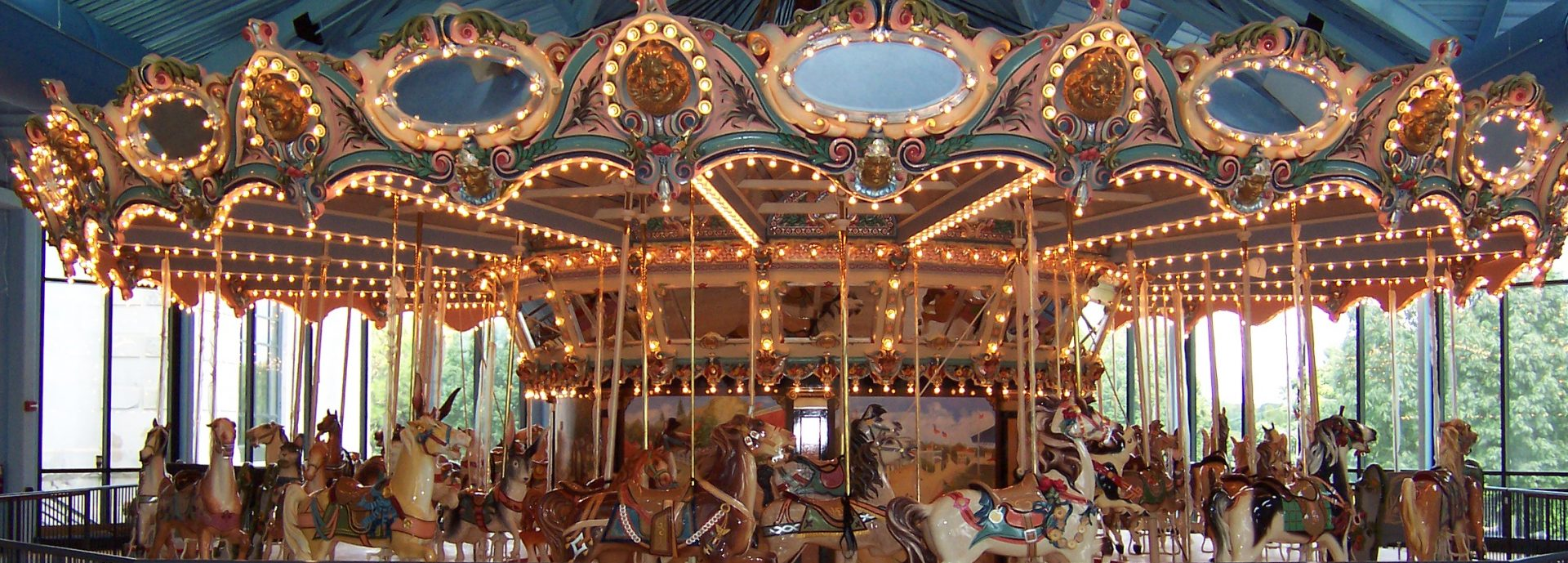 Carousels and Carvings