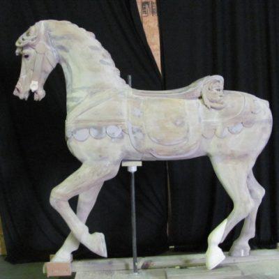 Howard Horse - Bare Wood