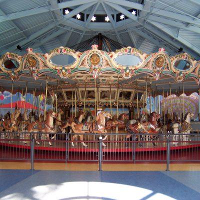 Please Touch Museum Carousel in Philadelphia, PA